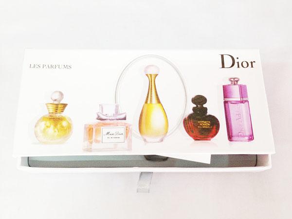 Bán sỉ bộ 5 chai nước hoa cao cấp Dior