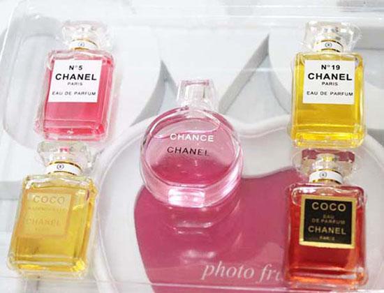 Bán buôn bộ 5 chai nước hoa Chanel cao cấp