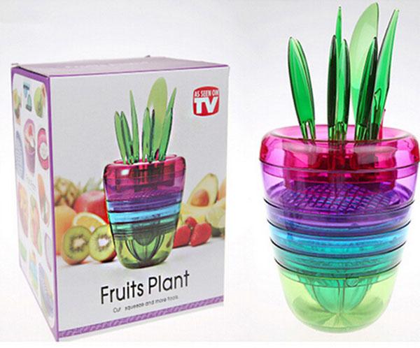 Bộ dụng cụ cắt gọt trái cây 10 chức năng