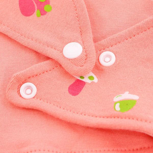 Bán sỉ bộ mũ yếm cotton đáng yêu cho bé