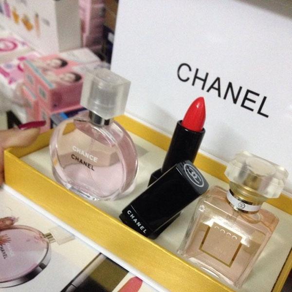 Bán buôn bộ mỹ phẩm Chanel 3 món