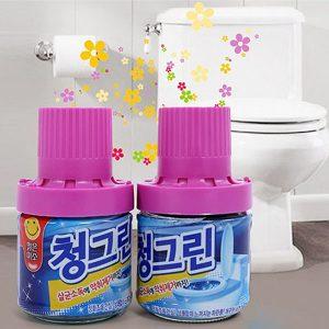 Chai tẩy bồn cầu khử mùi Hàn Quốc