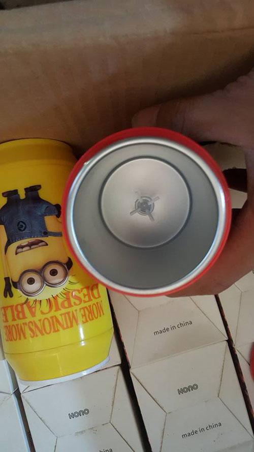 Bán sỉ cốc pha cà phê tự động minion