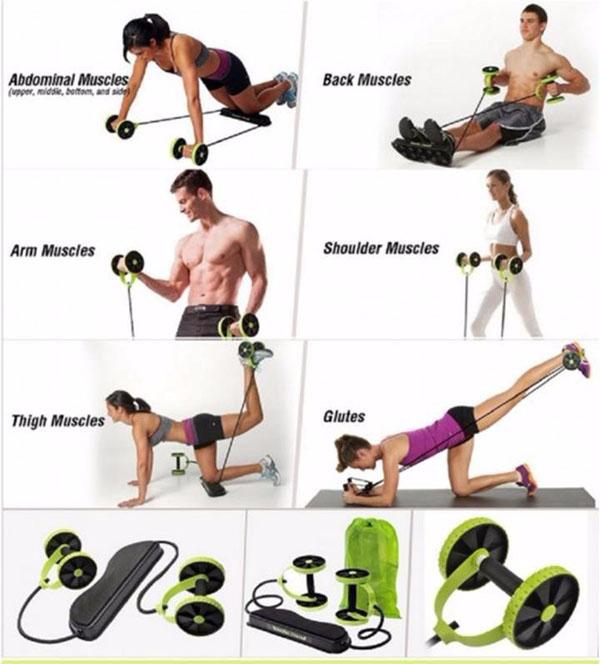 Bán sỉ máy tập thể dục Revoflex Xtreme