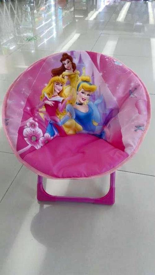 Ghế ngồi gấp gọn dễ thương cho bé