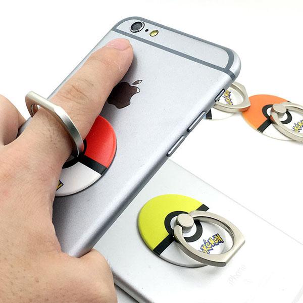 Giá đỡ điện thoại Pokemon hình chiếc nhẫn