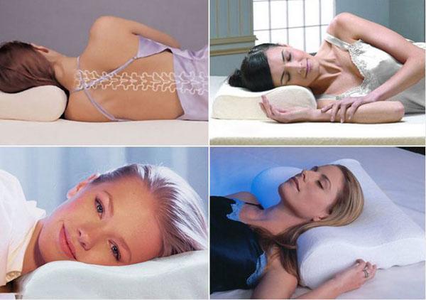 Bán sỉ gối chống ngáy ngủ Memory Pillow