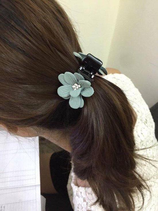 Kẹp tóc hình hoa giá sỉ