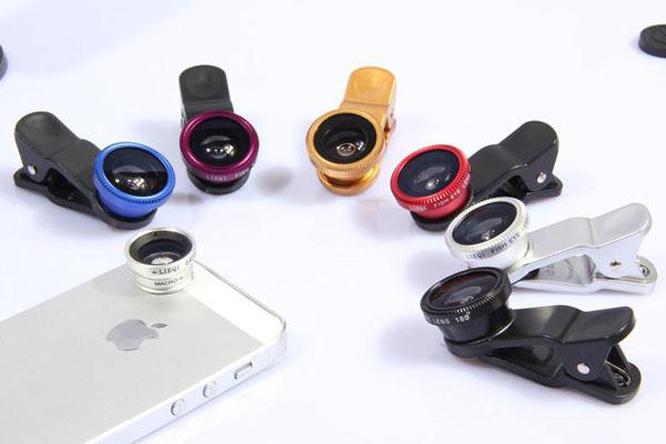 Bán sỉ lens chụp ảnh 3 in 1 cho điện thoại