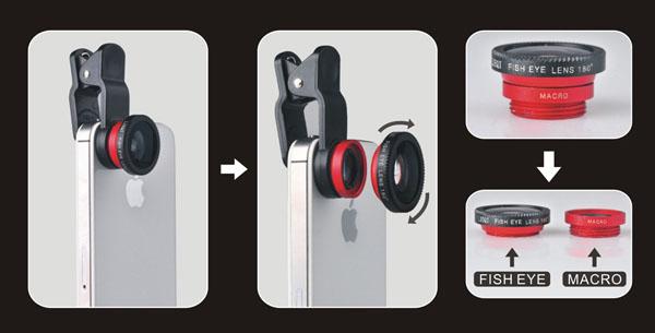 Bán sỉ lens chụp hình 3 in 1 cho điện thoại