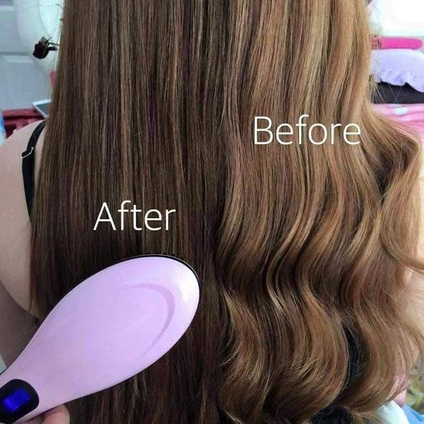 Bán sỉ lược điện chải thẳng tóc