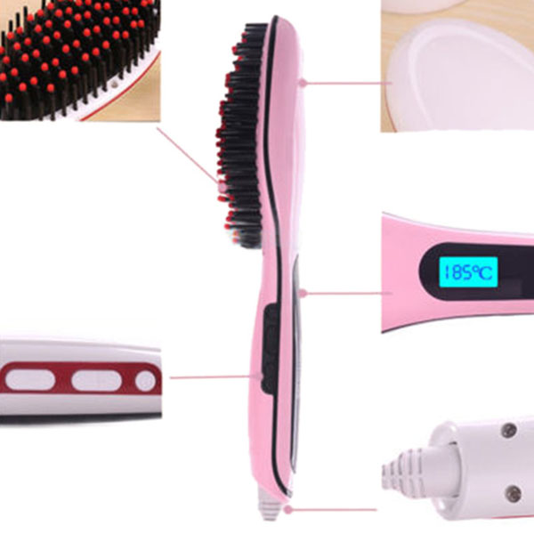 Bán buôn lược điện chải thẳng tóc