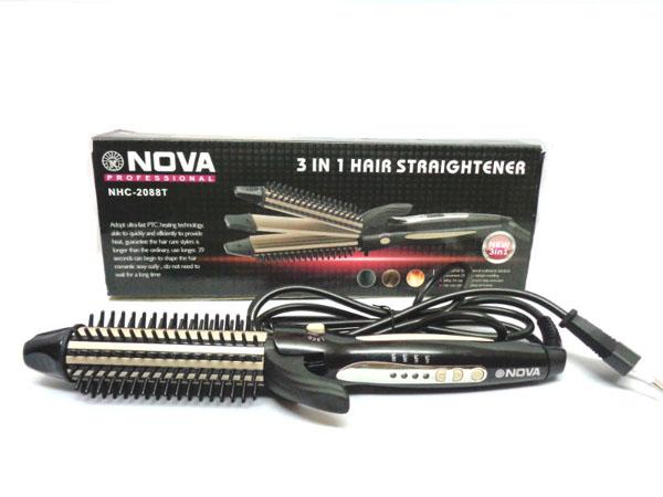 Bán buôn máy tạo kiểu tóc 3 in1 Nova NHC-2088