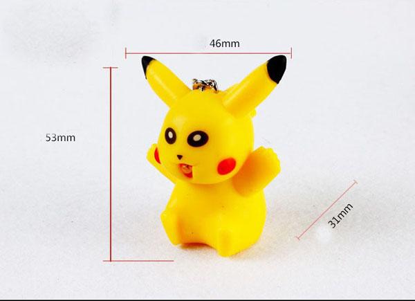 Bán buôn móc khóa biết nói Pikachu