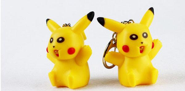 Bán buôn móc khóa pokemon biết nói