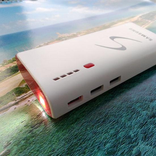 Pin sạc dự phòng Samsung chữ S 28000 mAh