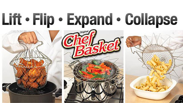 Bán buôn rổ thông minh Chef Basket 12 in 1