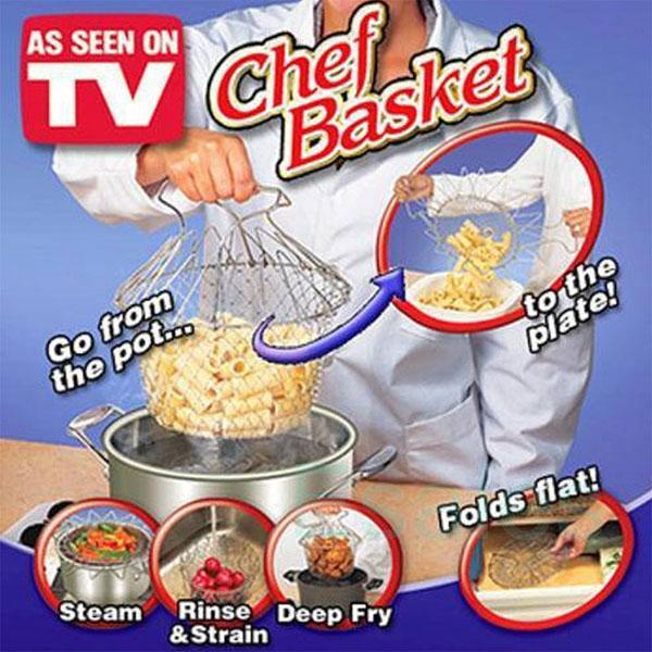 Bán sỉ rổ thông minh Chef Basket 12 in 1