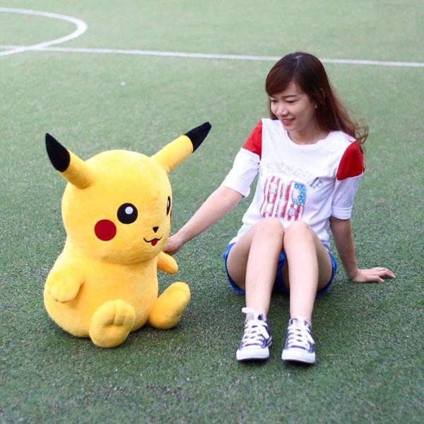 Thú bông pokemon cao 60 cm