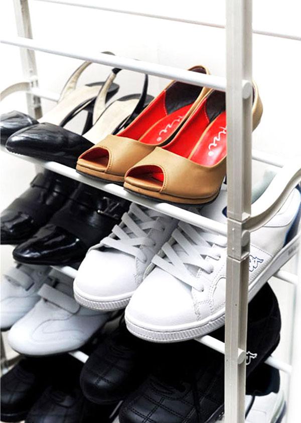 Bán sỉ kệ để giày dép 10 tầng cao cấp