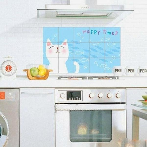 Bán buôn giấy dán nhiệt nhà bếp