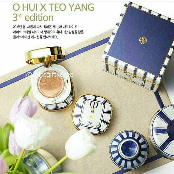 Phấn nước trang điểm O Hui Ultimate Cover CC Cushion
