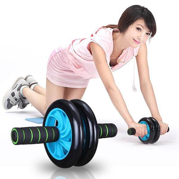 Bánh xe tập cơ bụng giảm mỡ hiệu quả
