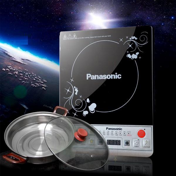 Bán buôn bếp từ Panasonic DH129T tặng kèm nồi lẩu