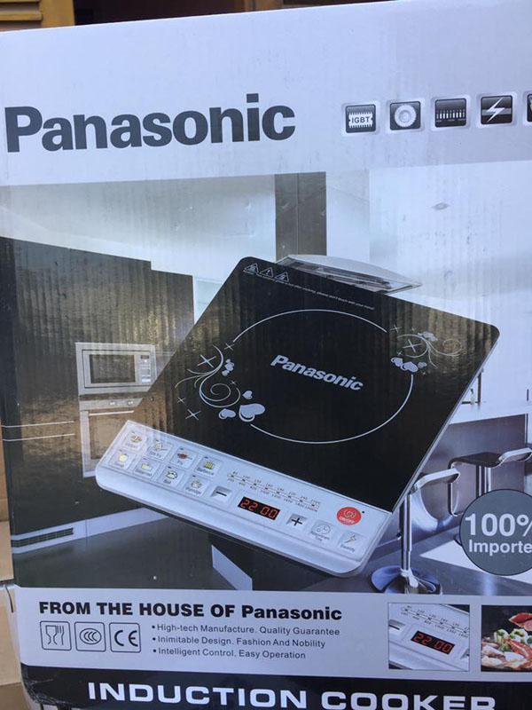 Bán sỉ bếp từ Panasonic DH129T tặng kèm nồi lẩu