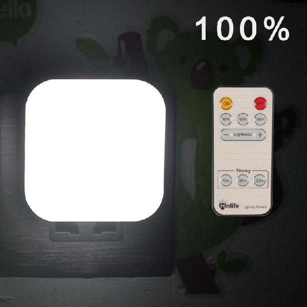 Đèn ngủ có điều khiển từ xa Hnlife