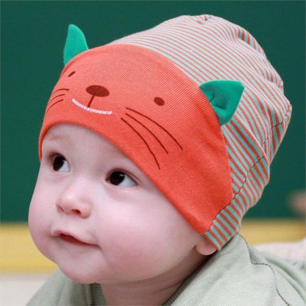 Set khăn yếm đáng yêu cho bé