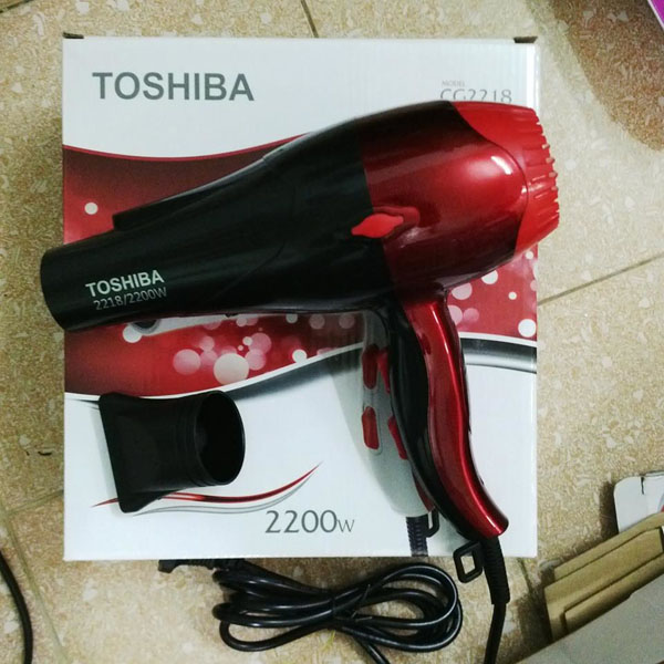 Bán sỉ máy sấy tóc toshiba CG 2218 2200w