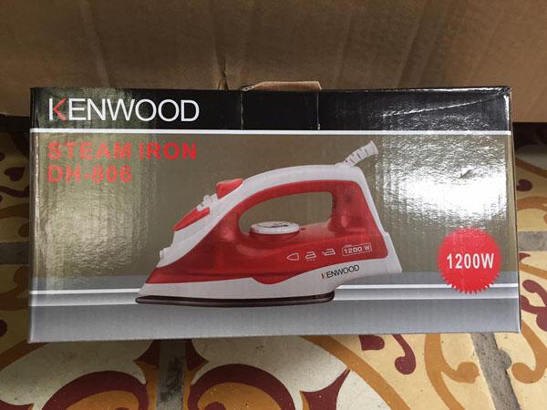 Bàn là hơi nước Kenwood DH-806