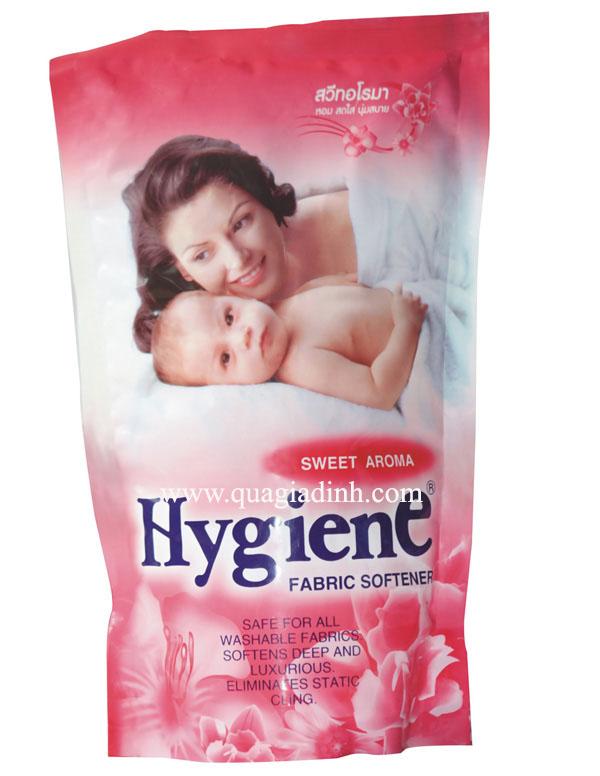 Nước xả vải Hygiene 600ml - Thái Lan