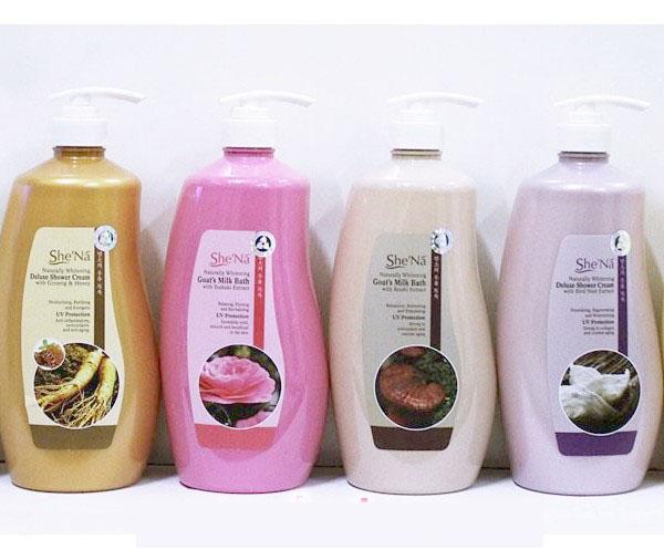 Sữa tắm dưỡng da cao cấp Shena