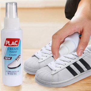 Bán buôn chai xịt tẩy trắng giày dép túi xách PLAC