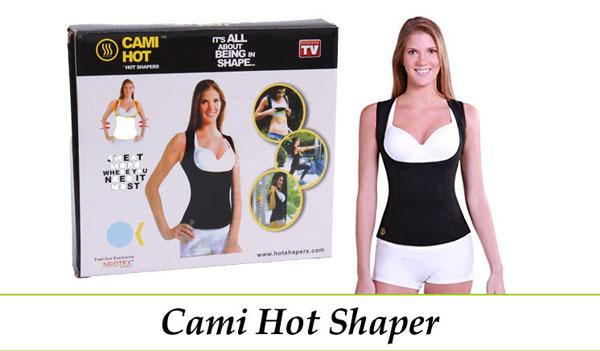 Bán buôn áo sinh nhiệt giảm mỡ CAMI HOT