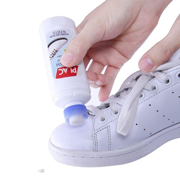 Bán sỉ chai xịt tẩy trắng giày dép túi xách Plac