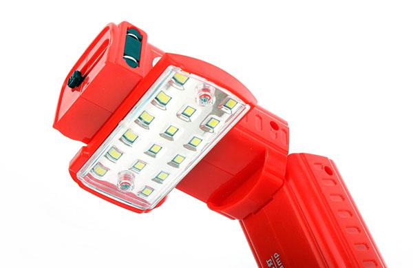 Bán sỉ đèn pin sạc kiêm đèn bàn đa năng KM-8730
