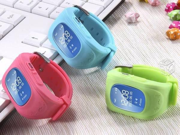 Đồng hồ định vị trẻ em GPS Q50