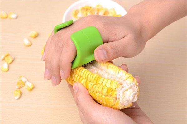 Dụng cụ gọt nạo ngô bắp