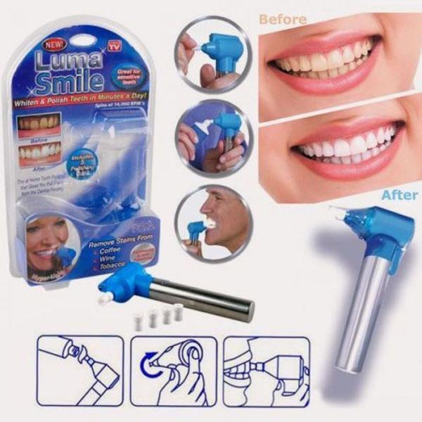 Bán buôn dụng cụ làm trắng răng Luma smile