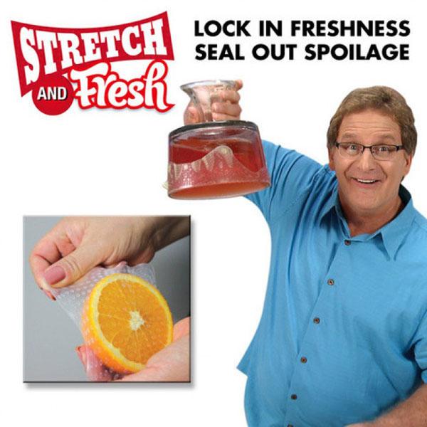 Màng bọc thực phẩm co giãn Stretch and Fresh