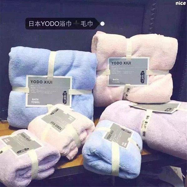 Set khăn xuất Nhật Yodo Xiui