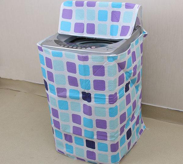 Bán buôn vỏ bọc máy giặt cửa trên