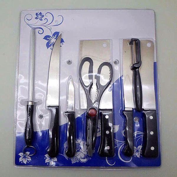 Bộ dao kéo 8 món cho nhà bếp