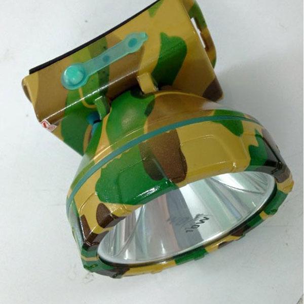 Đèn đeo đầu sạc điện bóng led siêu sáng GP-506