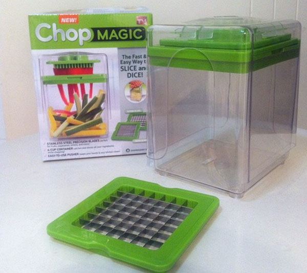 Dụng cụ cắt gọt rau củ quả Chop Magic