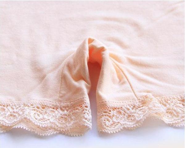 Hộp 4 quần lót cotton mặc váy cao cấp