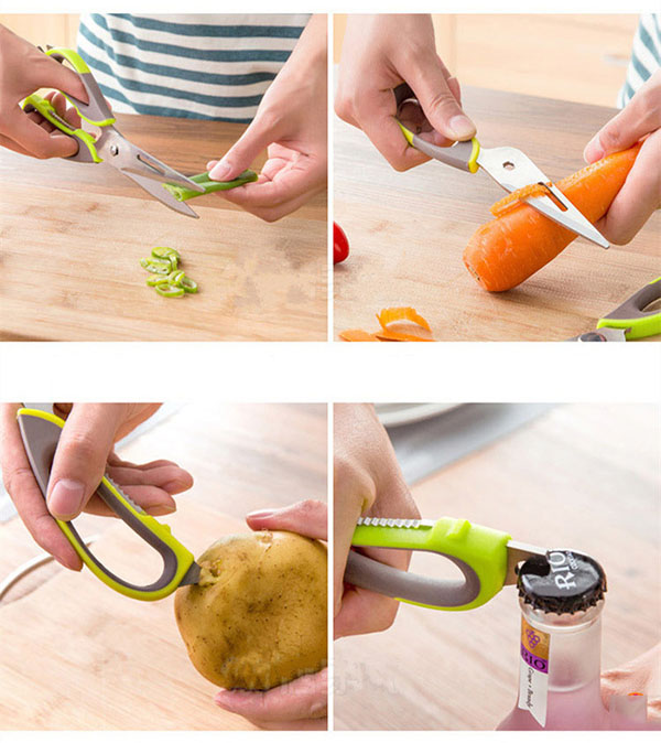 Kéo cắt đa năng cho nhà bếp